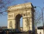 Arc de Thriomphe